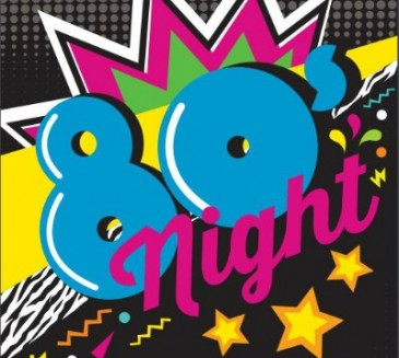 SAT APR 29 IS 80′S NIGHT AT THE MID-ATLANTIC SPORTATORIUM