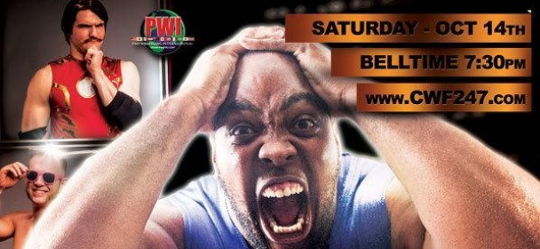 THE 17TH ANNUAL CWF RUMBLE IS SAT OCT 14