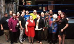 FIRST EVER CWF FAN CON IS OCT 13-14