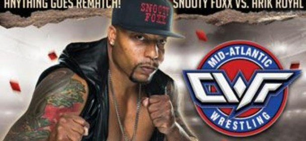 SNOOTY FOXX LOOKS FOR PAYBACK ON SAT JAN 27 IN CHAPEL HILL