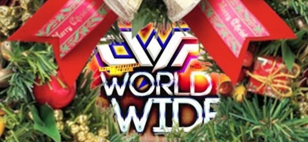 JOIN US SAT DEC 2 FOR THE CWF WORLDWIDE CHRISTMAS SPECIAL